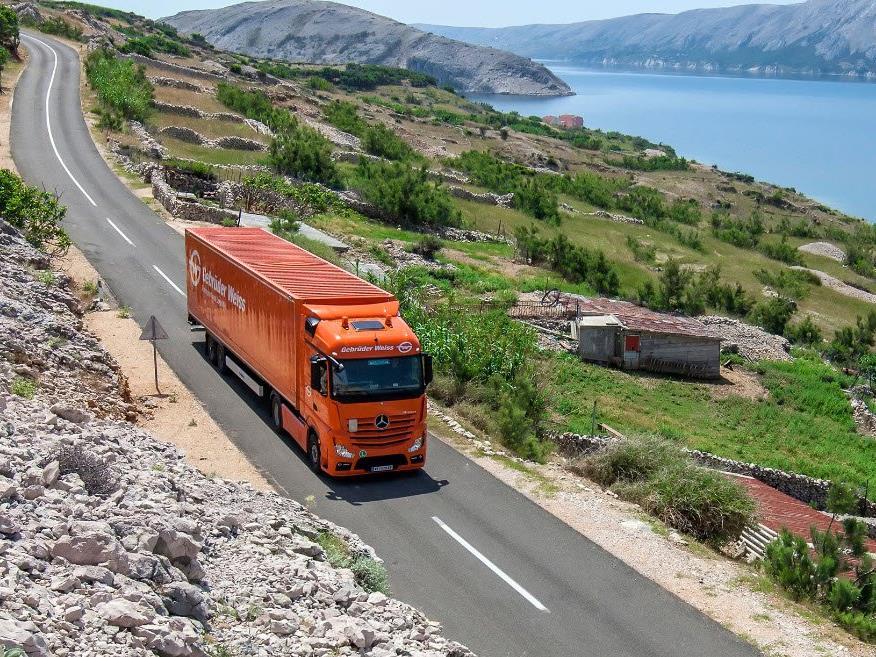Neue Niederlassung im Süden Kasachstans