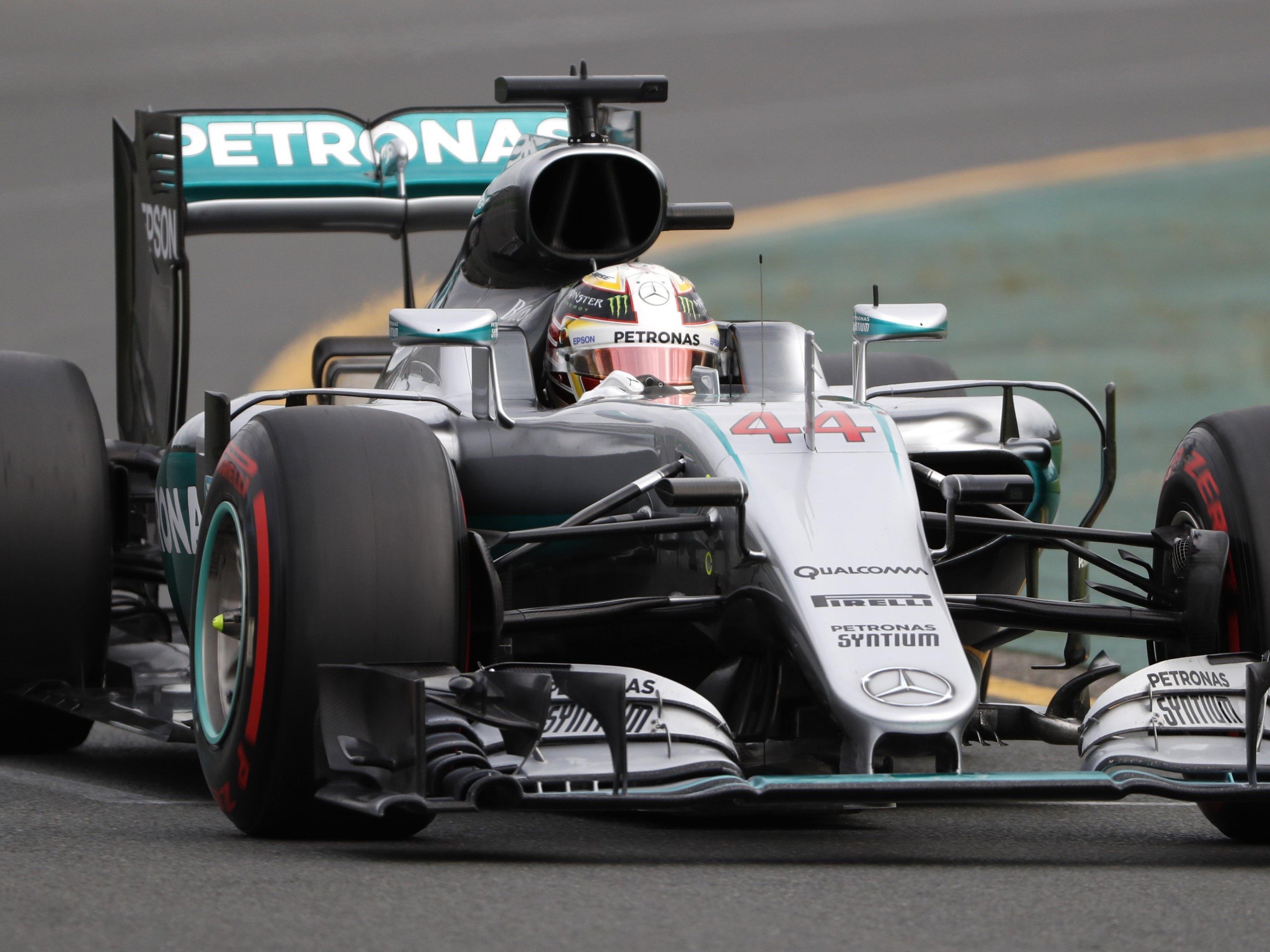Start-Ziel-Sieg für Hamilton?