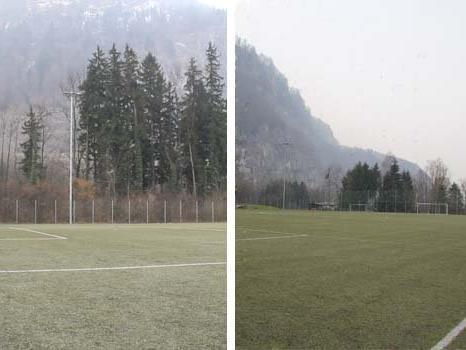 Der Fußballplatz des SC Graf Hatlerdorf wird zum Internetstar.