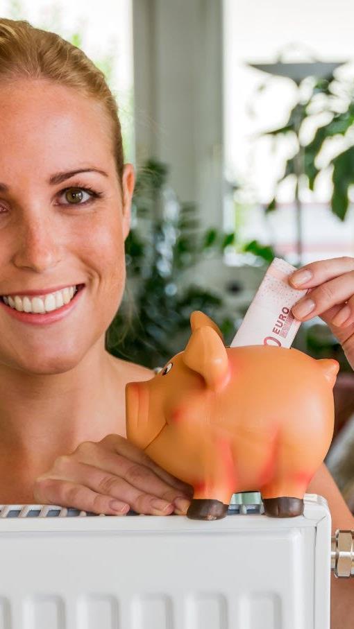 Wer richtig heizt, kann auch Geld sparen