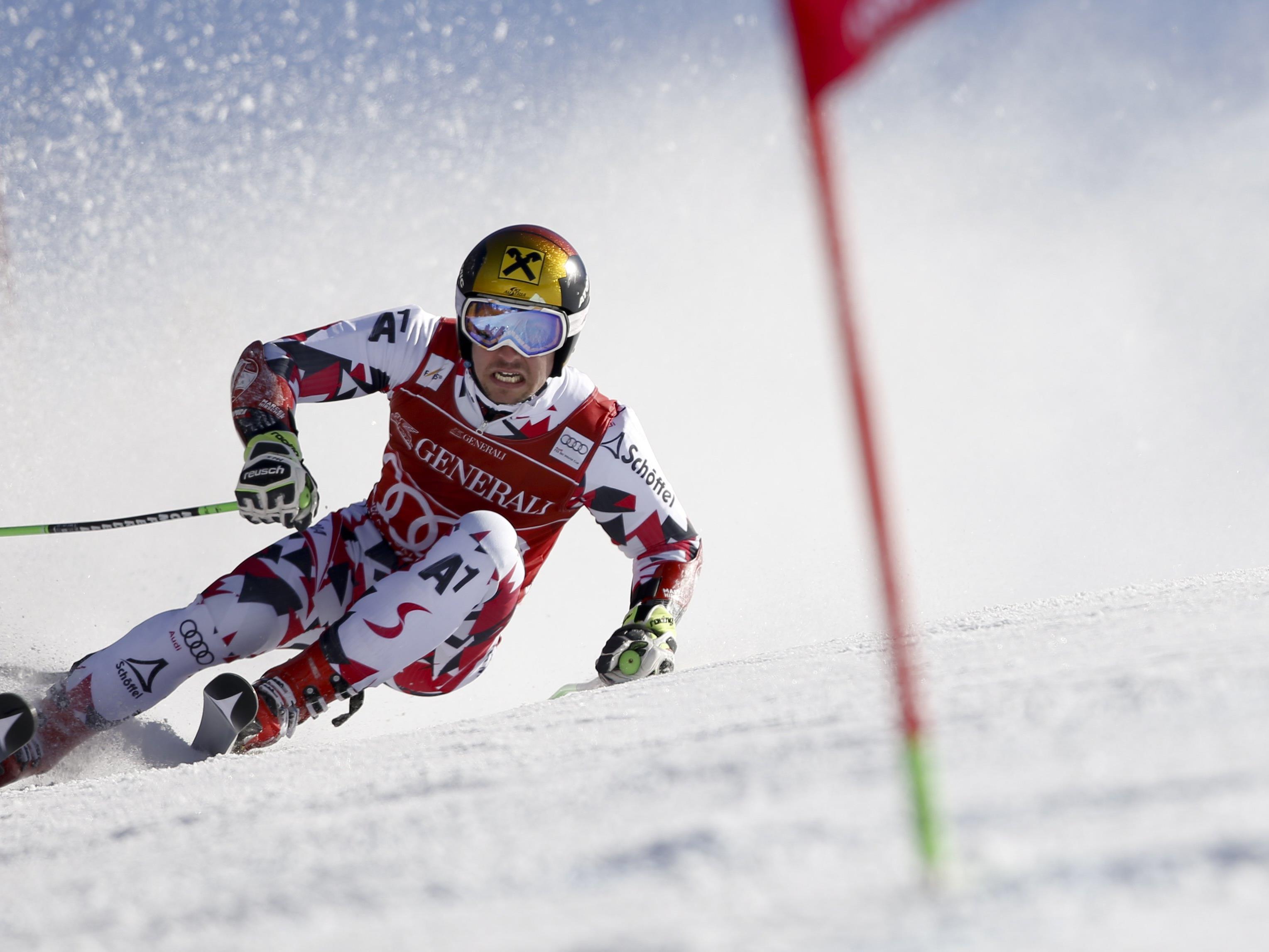 Acht Rennen vor Saisonende hat Hirscher 293 Punkte Vorsprung auf dem Norweger Henrik Kristoffersen.