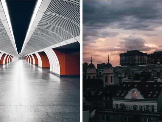 Vom 2. bis 10. April findet die Instagram-Ausstellung #vienna statt.