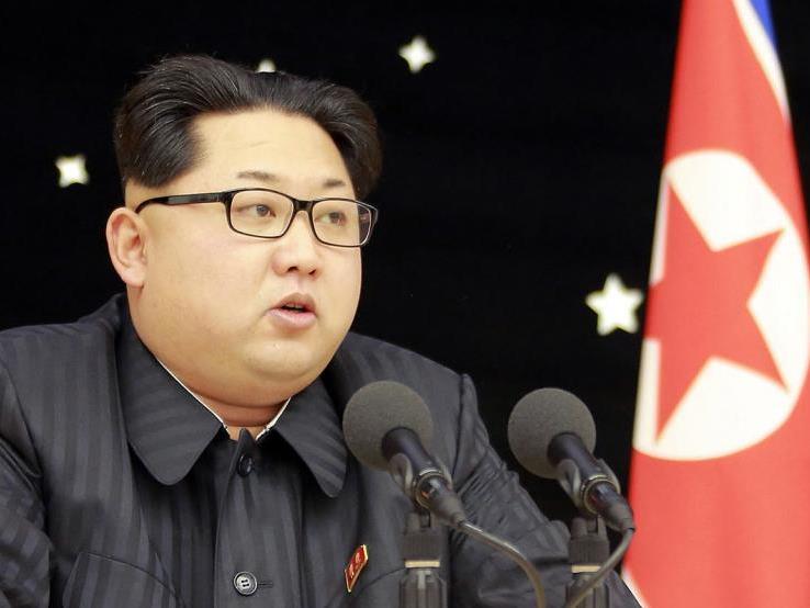 Nordkoreas Machthaber Kim Jong Un ist aus der Sicht Südkoreas unberechenbar.