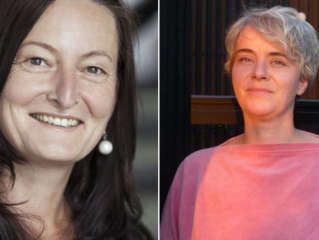 Literaturpreis des Landes: Arbeitsstipendien für Gabriele Bösch (l.) und Petra Nachbaur (r.).