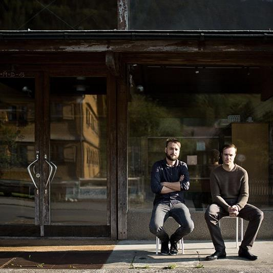 Sven Matt und Markus Innauer: Erfolgreiches Architekten-Duo aus dem Bregenzerwald.