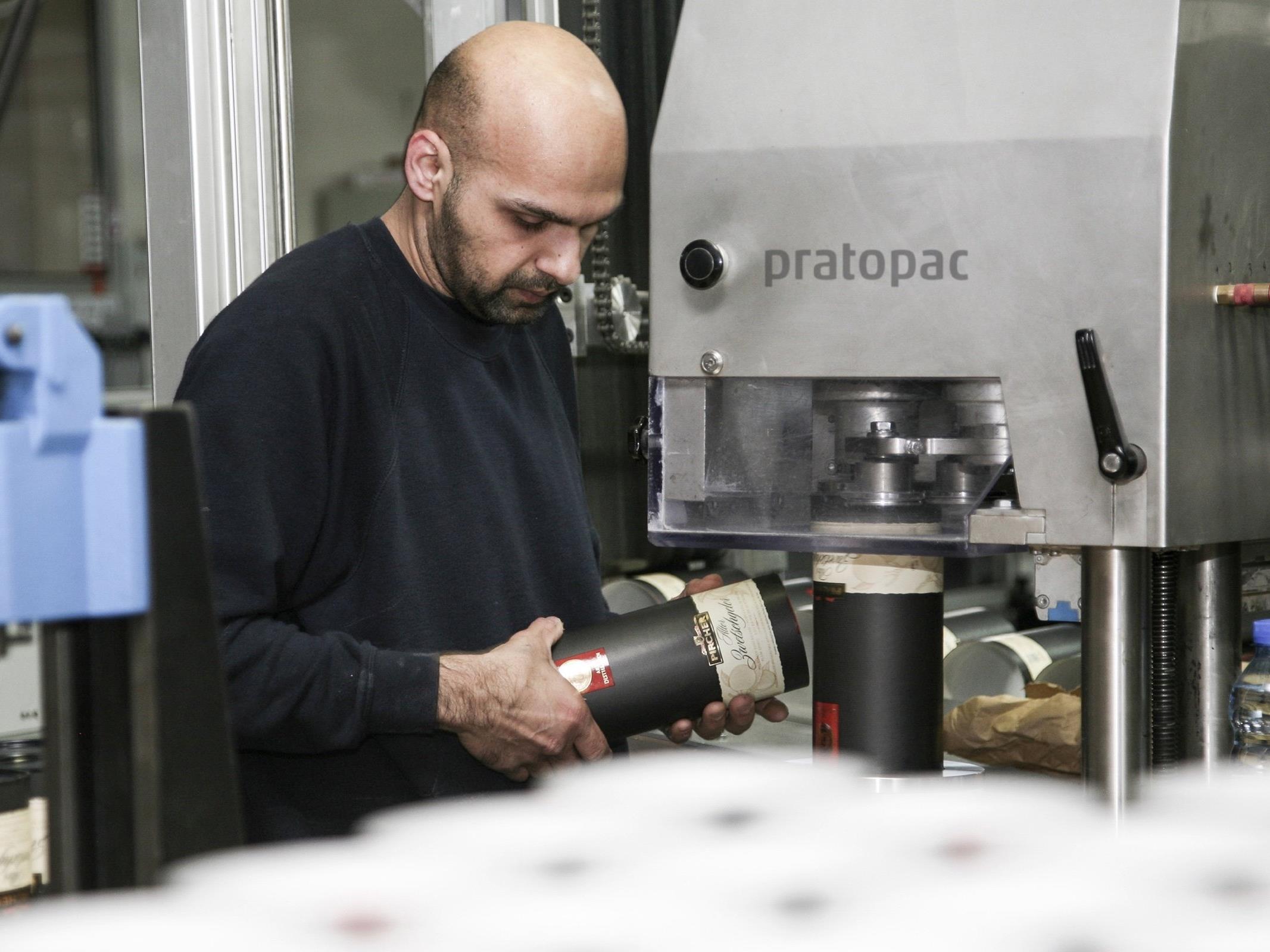 pratopac beschäftigt in Klaus und Weiler 56 Mitarbeiter.