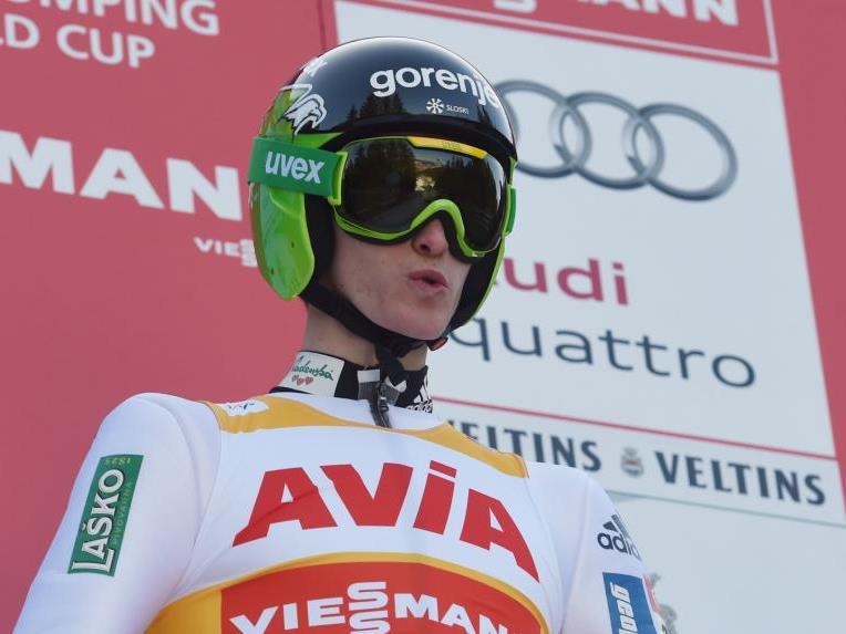 Peter Prevc ist der Dominator in dieser Weltcup-Saison