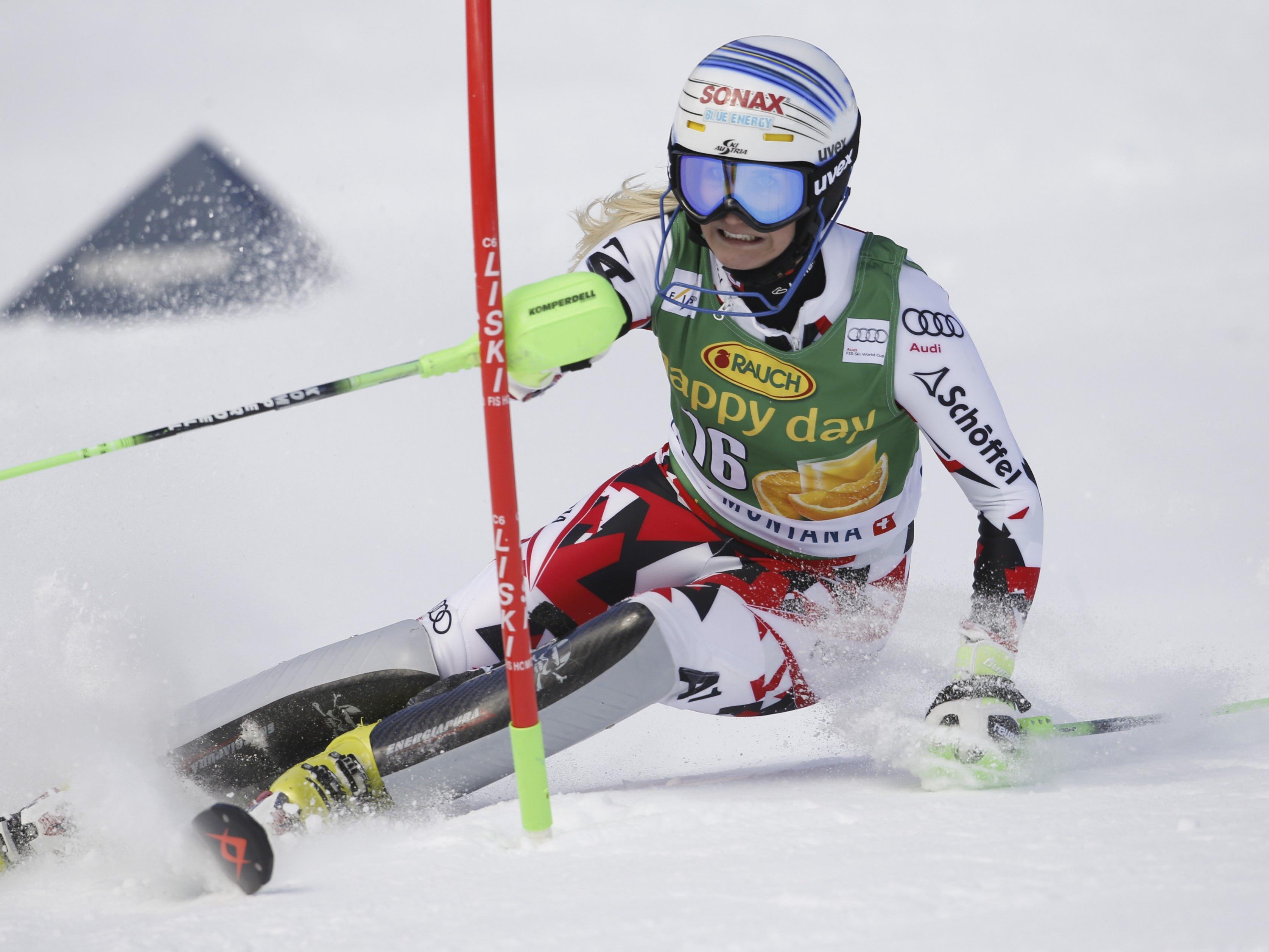 Tirolerin kann schon Samstag in Jasna RTL-Wertung für ÖSV-Damen gewinnen.