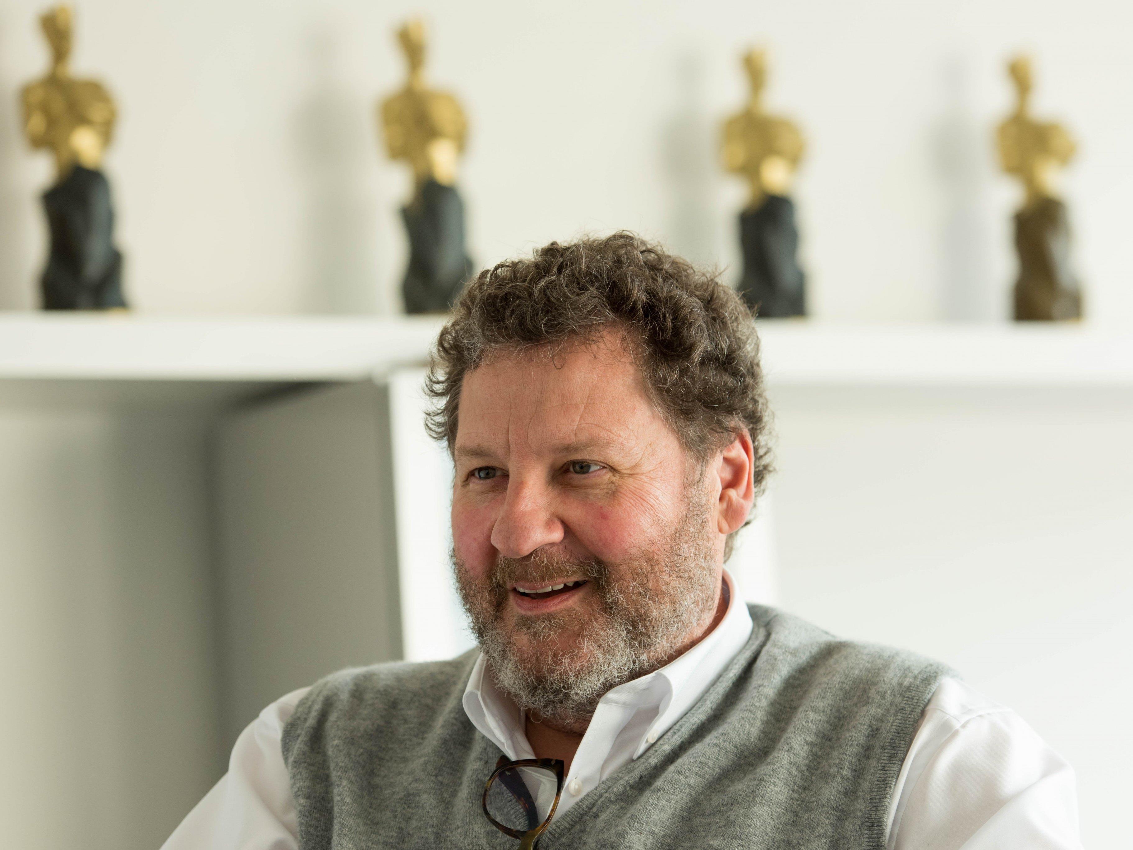 VN-Wirtschaftspreisträger Josef Rupp.