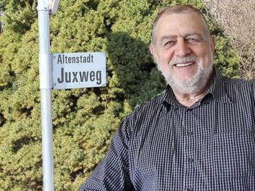 Juxweg: Ein Name und seine Bedeutung