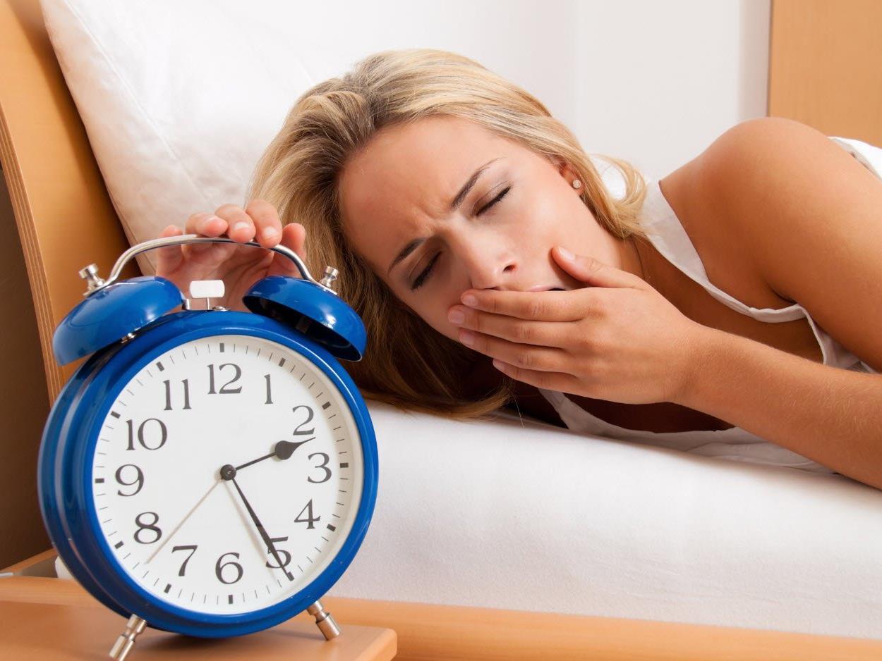 Jeder Zweite hat Schlafprobleme