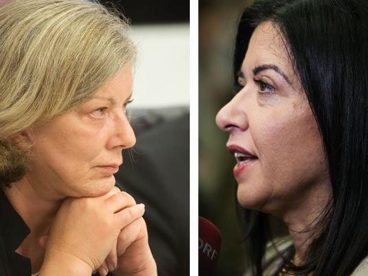 Weder Gabriele Spricker-Falschlunger noch Manuela Auer zählen scheinbar zu den Favoriten der SPÖ.