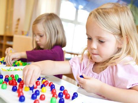 Rahmenbedingungen in Kindergärten soll verbessert werden.