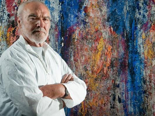 Wien entdeckt Valentin Oman: Große Ausstellung im Künstlerhaus