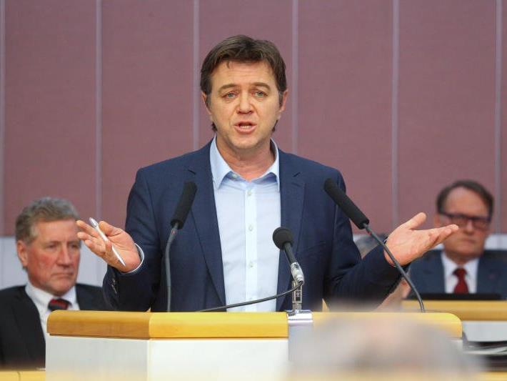 Auch Christoph Waibel von der FPÖ meldete sich zu Wort