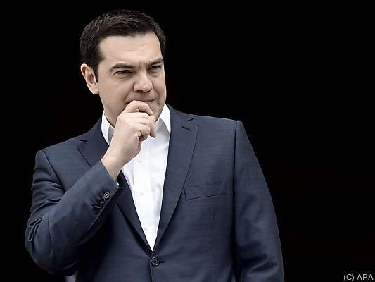 Schwierige Verhandlungen für Griechenlands Premier Tsipras