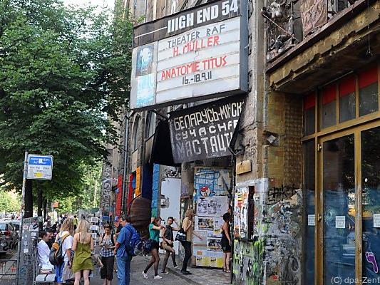 Ehemaliges Kunsthaus Tacheles soll saniert werden