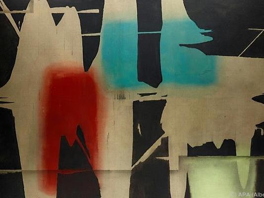 61 Werke von Bohatsch werden in der Albertina gezeigt