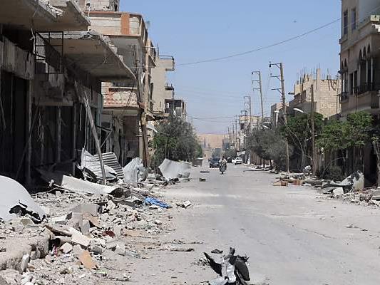 Der IS erleidet immer mehr Gebietsverluste