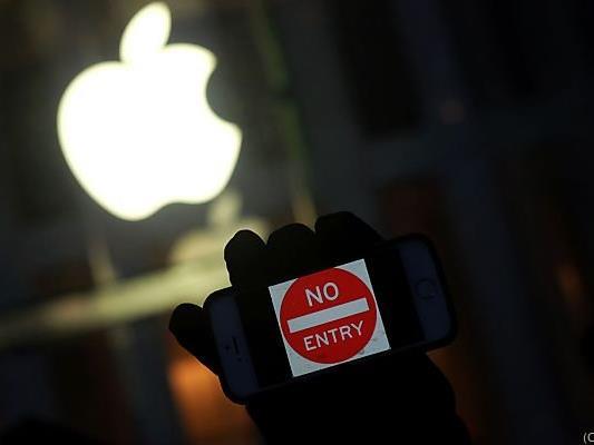 Der Druck der US-Regierung auf Apple ist größer als gedacht
