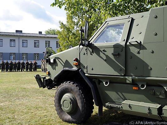 500 Bundesheersoldaten nehmen daran teil