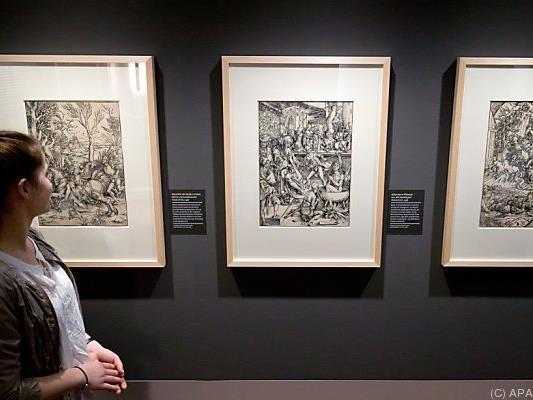 Dürer-Schenkung an Nürnberg