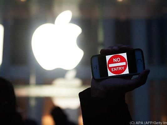 Apple hält nicht viel von den Bestrebungen des FBI