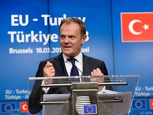 EU will mit Türkei-Deal das Geschäft der Schlepper zerstören