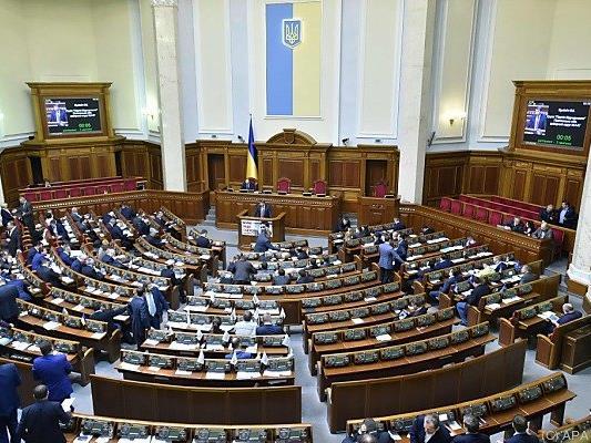 Neuer Premier vom Parlament in Kiew bestätigt