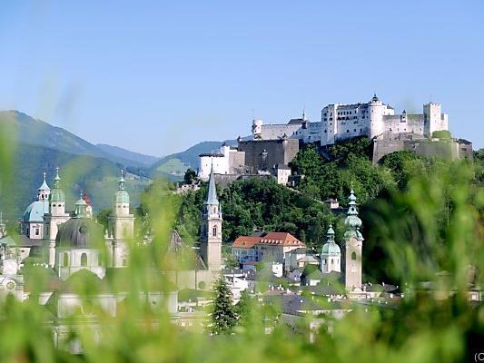 Festung Hohensalzburg soll in China nachgebaut werden