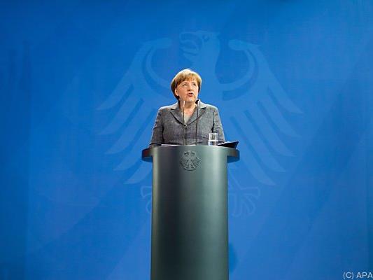 Merkel gab dem Wunsch der Türkei statt