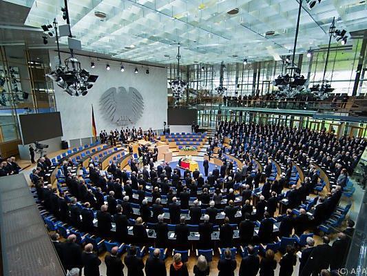 Staatsakt für früheren deutschen Außenminister Genscher