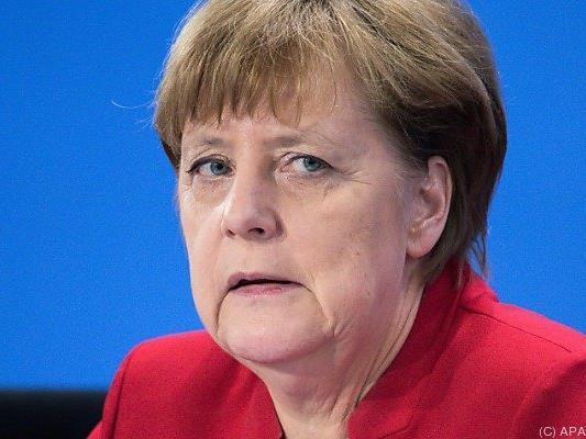 Merkel überraschte einige Parteikollegen mit ihrer Aussage