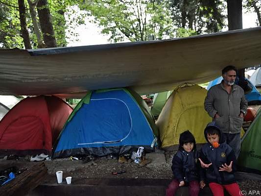 Zuletzt setzten nur 20 Migranten auf die Ostägäis-Inseln über