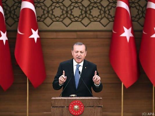 Gegen Erdogan-Kritiker wird zur Zeit verschärft vorgegangen