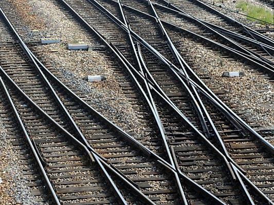 Zugsunglück gerade noch verhindert
