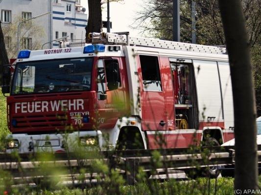Der Feuerwehreinsatz war erst nach drei Stunden beendet