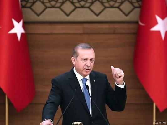 Erdogan rief Armenien zu Frieden auf