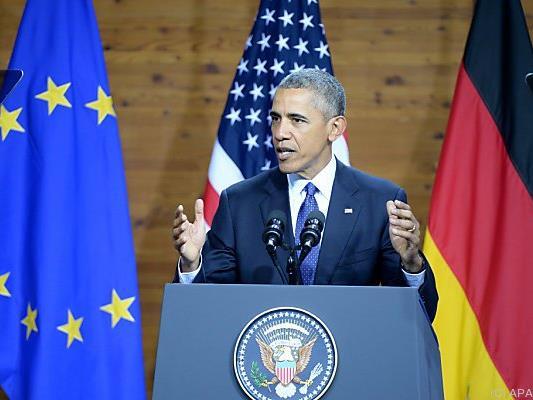 Obama hielt Grundsatzrede