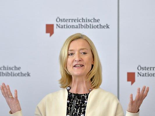 Johanna Rachingers Vertrag wurde verlängert