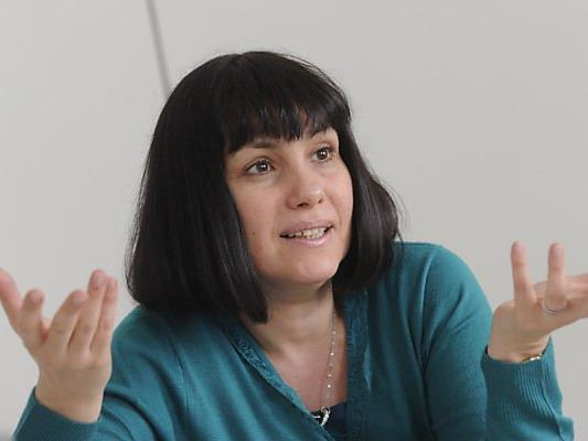 49-jährige Theaterexpertin Marina Davydova