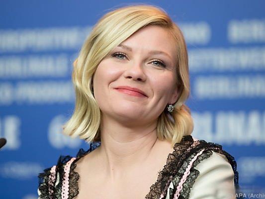 Kirsten Dunst in neunköpfiger Jury
