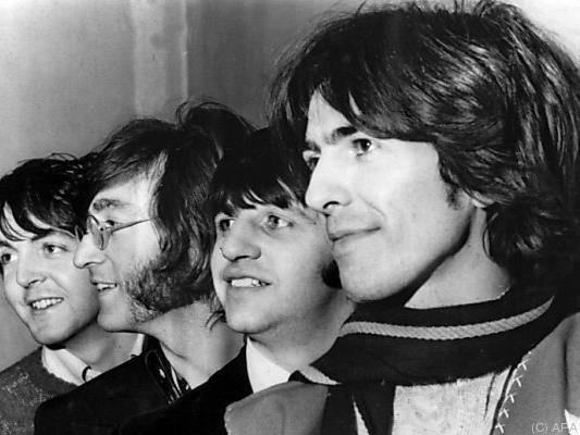 Bildmaterial der Beatles ist immer begehrt