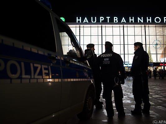 Vor dem Kölner Hbf war es zu massiven Übergriffen gekommen
