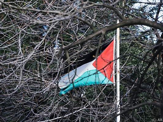 Flagenbann erzürnt Palästinenser