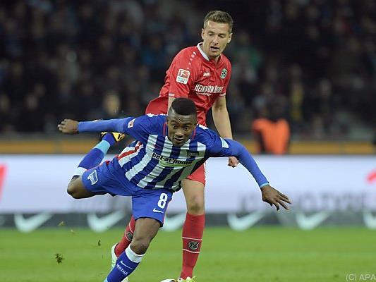 Unzufriedenstellendes 2:2 gegen Hannover