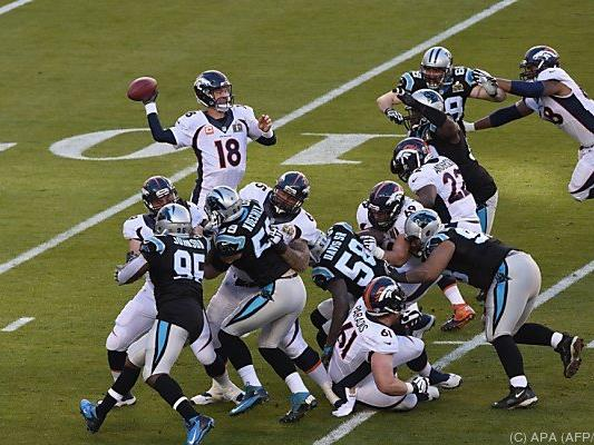 Finalneuauflage, allerdings ohne Quarterback-Legende Peyton Manning