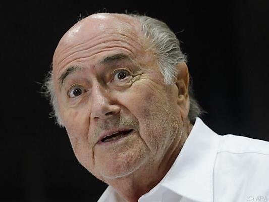 Blatter gibt sich kooperationsbereit