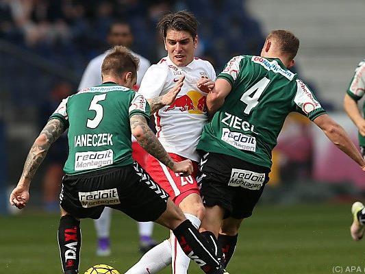 Soriano schoss einmal mehr das Siegestor für die Salzburger