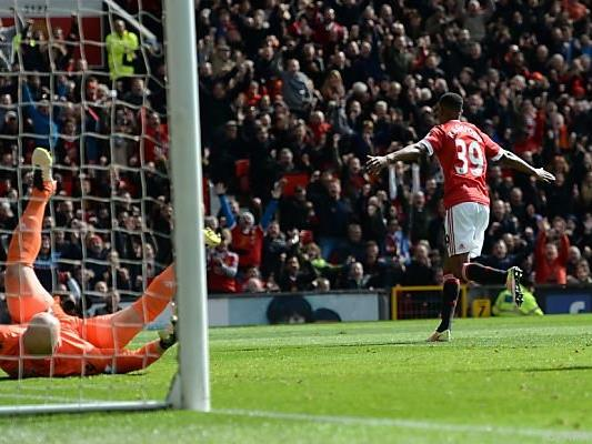 Rashford schoss Aston Villa ins Tal der Tränen